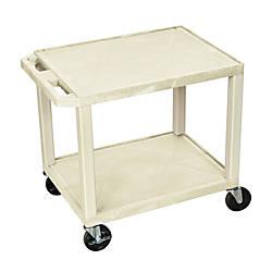 H Wilson 26 Plastic Utility Cart
