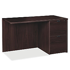 Lorell Prominence 20 Return Desk Right