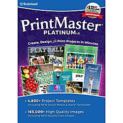 PrintMaster v8 Platinum for Mac Download
