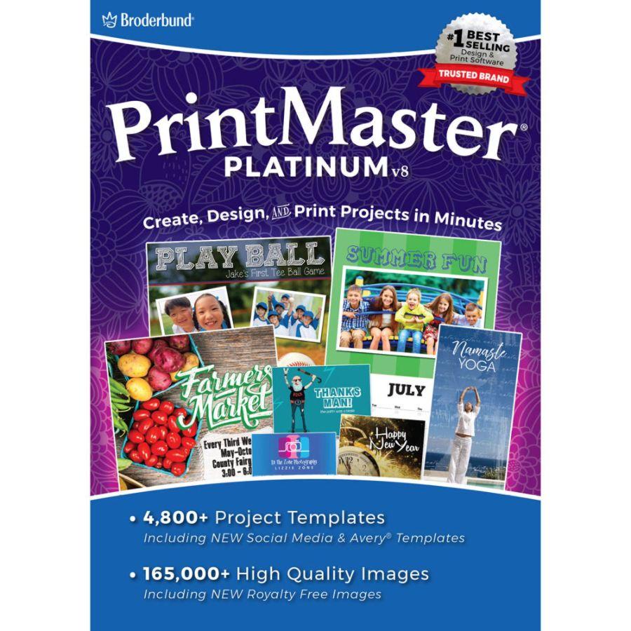 Printmaster V8 Platinum For Mac Download Version By Office Depot