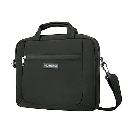 "Kensington SP12 12"" Neoprene Sleeve - Notebook carrying case - 12"" - black"