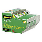 Scotch Magic Tape In Handheld Dispensers