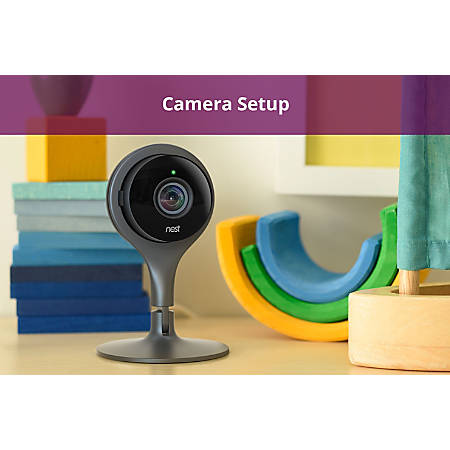Wireless Camera Setup Service