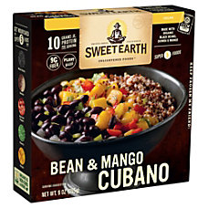 Sweet Earth Bean Mango Cubano Meal