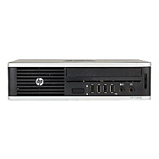 HP Elite 8000 USFF Refurbished Desktop