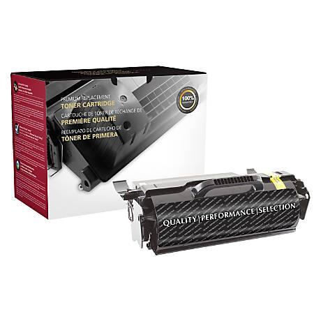 Clover Technologies Group™ 117518P (IBM 39V2513 and 39V2514) High-Yield Remanufactured Black Toner Cartridge