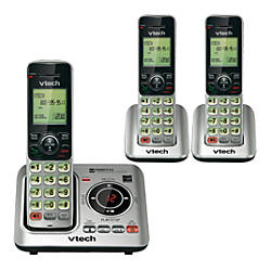 VTech CS6629 3 DECT 60 Expandable