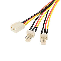 StarTechcom Splitter cable TX3 fan power