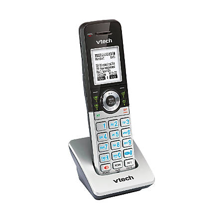 VTech® CM18045 Cordless Expansion Handset For VTech CM184455 Small Business Office Phone Systems
