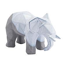 Zuo Modern Geo Elephant Sculpture 6