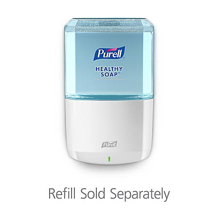 Purell® ES6 Wall-Mount Touchless Soap Dispenser, White