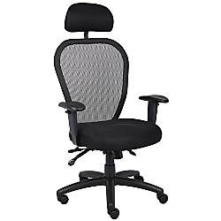 Boss Office Products Multi Function Mesh