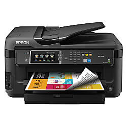Epson WorkForce WF 7610 Wireless All