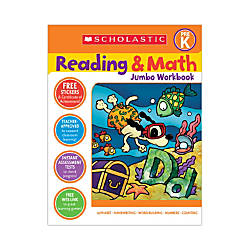 Scholastic Reading Math PreK