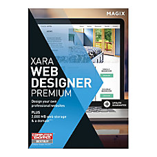 Magix Xara Web Designer 12 Premium