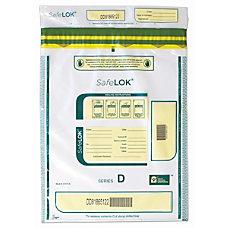 Control Group Tamper Evident Deposit Bags