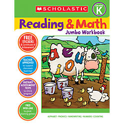 Scholastic ReadingMath Grade K