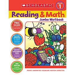 Scholastic ReadingMath Grade 1