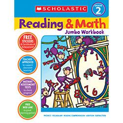 Scholastic Reading/Math — Grade 2