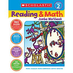 Scholastic ReadingMath Grade 2