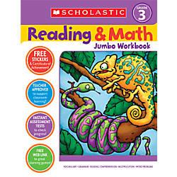 Scholastic ReadingMath Grade 3