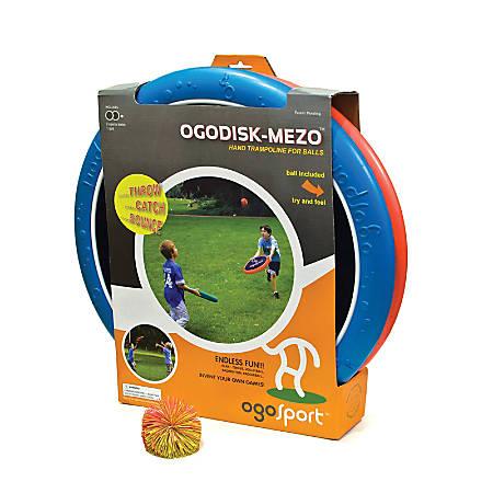 OGO Sport Mezo OgoDisk Set, Bright Blue/OgoOrange, Kindergarten - Grade 12