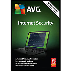 Avast AVG Internet Security 2018 For