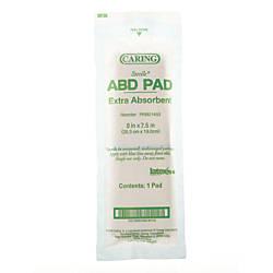 Caring Non Sterile Abdominal Pads 8