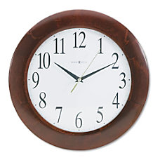 Howard Miller Corporate Wall Clock Analog