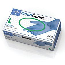 SmartGuard Powder Free Nitrile Exam Gloves