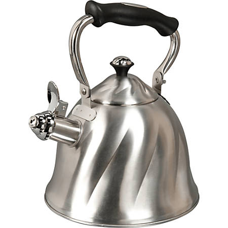 Mr. Coffee Alderton 2.3Qt Tea Kettle with Lid