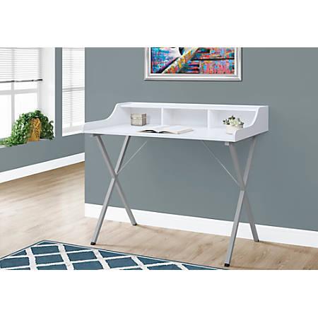 Monarch Specialties Computer Desk White