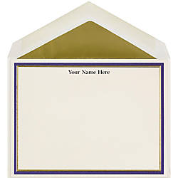 The Occasions Group Stationery Note Cards