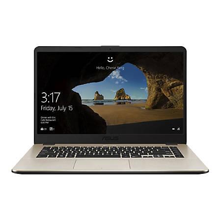 "ASUS® VivoBook 15 Laptop, 15.6"" Screen, AMD R3, 6GB Memory, 1TB Hybrid Hard Drive, Windows® 10"
