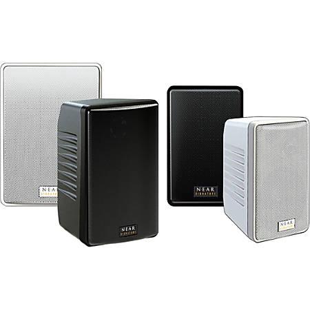 Bogen NEAR S5T 2-way Speaker - 150 W RMS - White - 48 Hz to 17 kHz - 8 Ohm