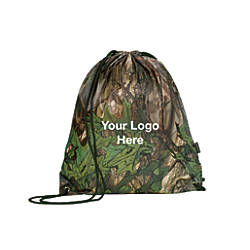 Drawstring Sport Pack Forest Camouflage