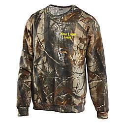 Camouflage Sweatshirt Realtree Camo