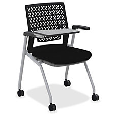 Mayline Thesis Flex Back Stackable Chair