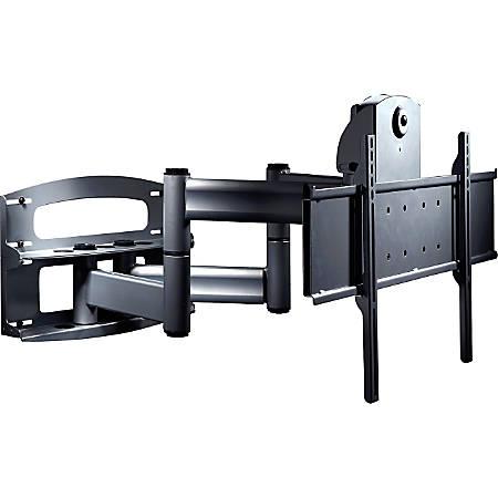 Peerless PLAV70-UNL Articulating Dual-Arm with Vertical Adjustment