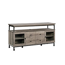 Sauder Canal Street Entertainment Credenza For