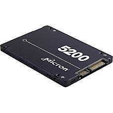 Micron 5200 5200 PRO 384 TB