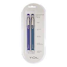 TUL Mechanical Pencils 07 mm NavyRoyal