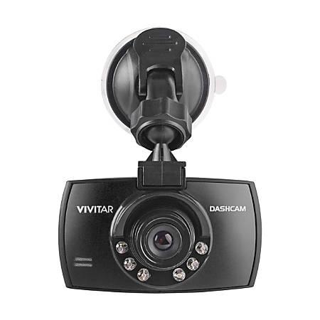 Vivitar® DCM106 HD DashCam Digital Camcorder