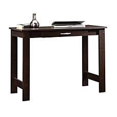 Sauder Beginnings Writing Desk Cinnamon Cherry