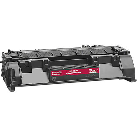 Troy Toner Secure MICR Toner Cartridge - Alternative for HP (CF280A) - Laser - 2700 Pages - Black - 1 Each