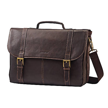 Samsonite Leather Portfolio 12 X 165