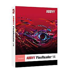 ABBYY FineReader 14 Standard Upgrade Download