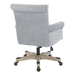 Office Star Megan MetalWood Office Chair
