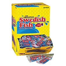 Swedish Fish 465 Oz Box Of