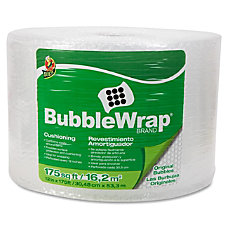 Duck Brand Bubblewrap Protective Packaging 12